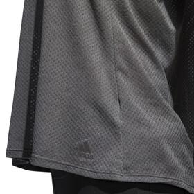 adidas Response Tank Women dark grey heather